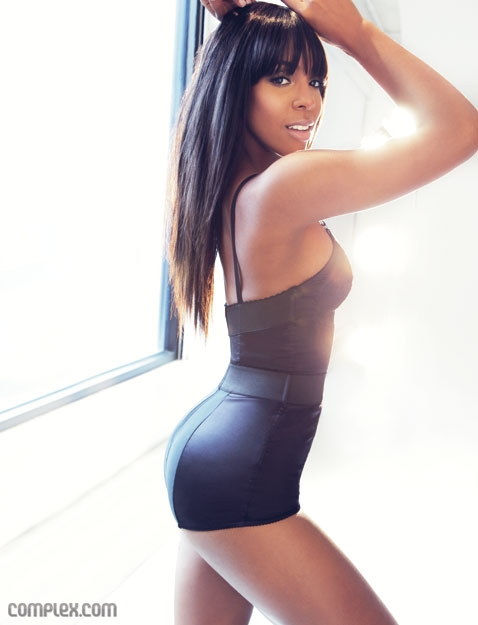 kellycom3 Hot Shots: Kelly Rowland Does Complex Magazine