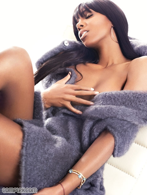 kellycom4 Hot Shots: Kelly Rowland Does Complex Magazine