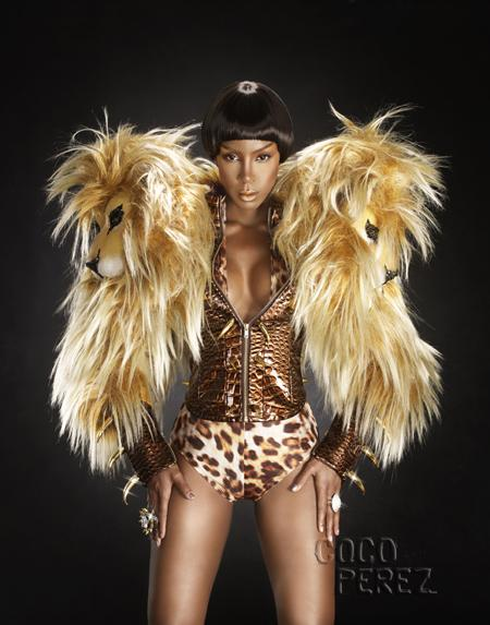 kely Hot Shots: Kelly Rowland Gets Fierce For YRB