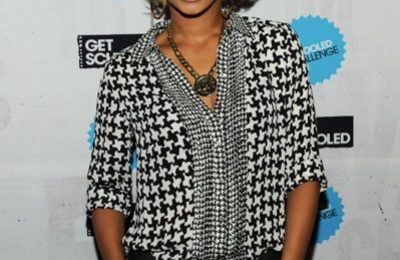 Keri Hilson Performs At 'Get Schooled'