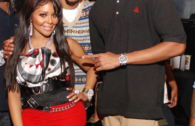 Hot Shot: T.I. & Lil'Kim Hit The Strip Club
