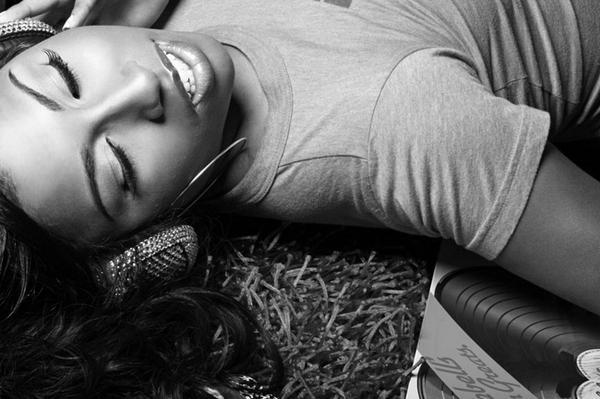 melafi Melanie Fiona On BETs Rising Icons