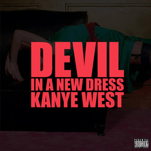 newdress New Song: Kanye West   Devil In A New Dress