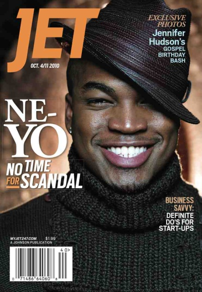 neyojet Hot Shot: Ne Yo Covers Jet