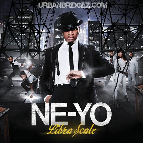 neyolibra Ne Yo Unveils Libra Scale Album Cover