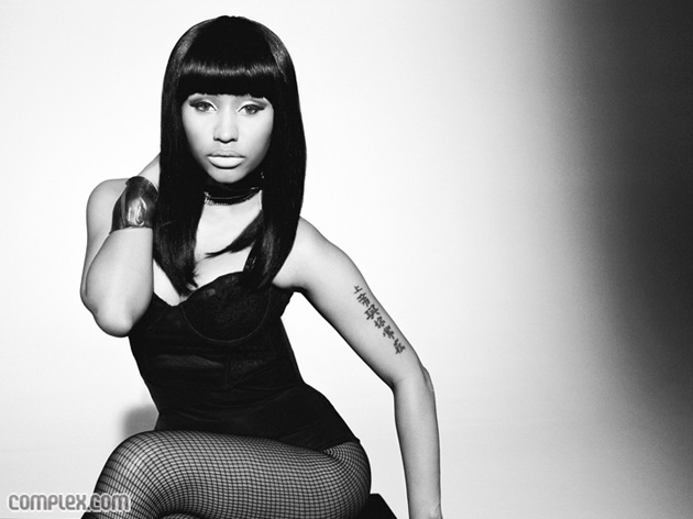 nickicomplex3 Hot Shots: Nicki Minaj Does Complex Magazine