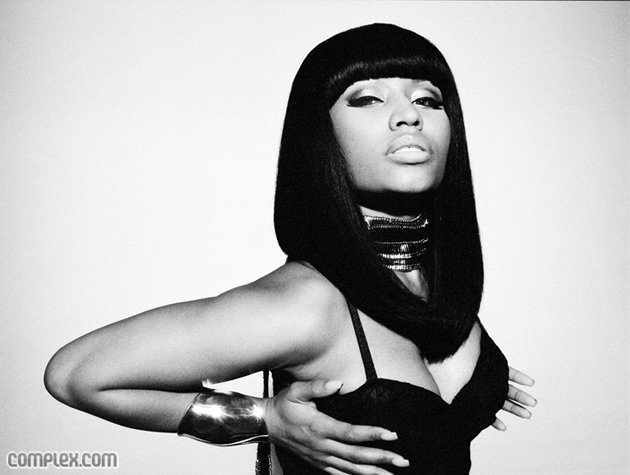 nickicomplex4 Hot Shots: Nicki Minaj Does Complex Magazine