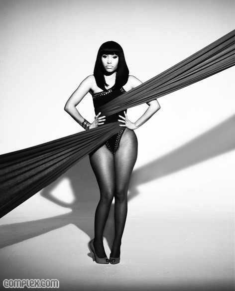 nickicomplex6 Hot Shots: Nicki Minaj Does Complex Magazine