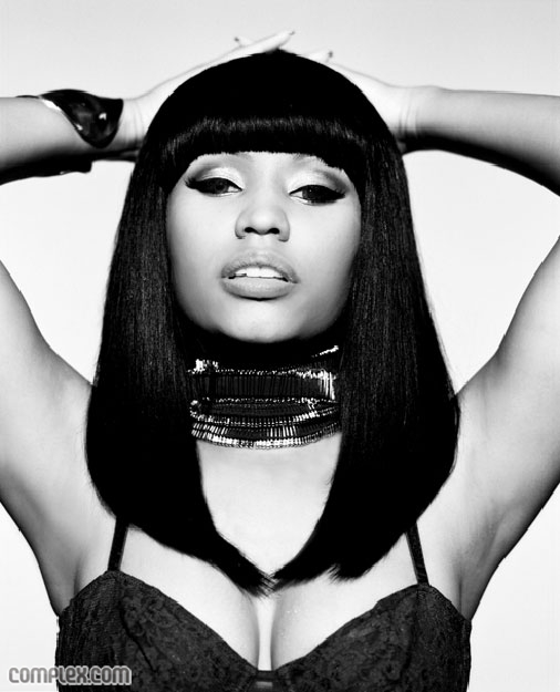nickicomplex8 Hot Shots: Nicki Minaj Does Complex Magazine
