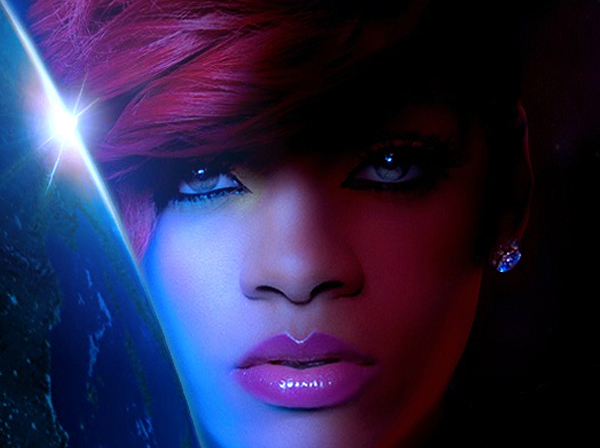 Powerhouse yodeller Rihanna shot the video for new single 'Only Girl (In The