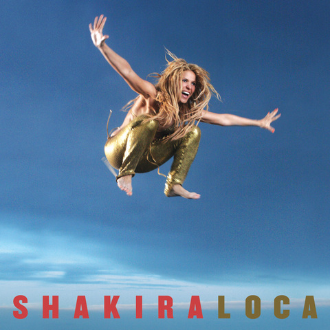 shakira loca video New Video: Shakira   Loca (ft. Dizzee Rascal)