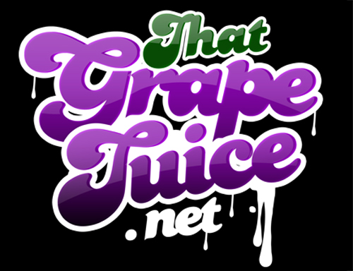 site use logo That Grape Juice Announcement {Update}