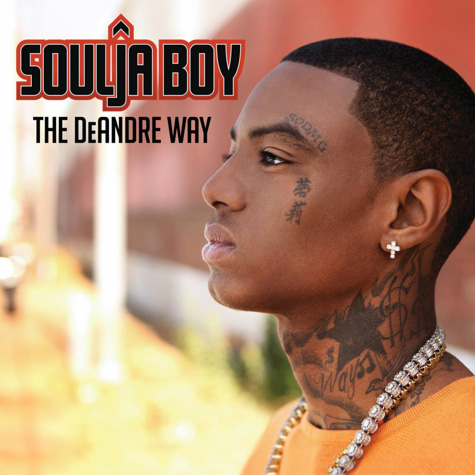 souljaway Soulja Boy TellEm Reveals The DeAndre Way Cover