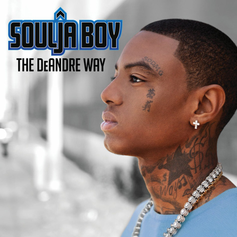 souljaway2 Soulja Boy TellEm Reveals The DeAndre Way Cover