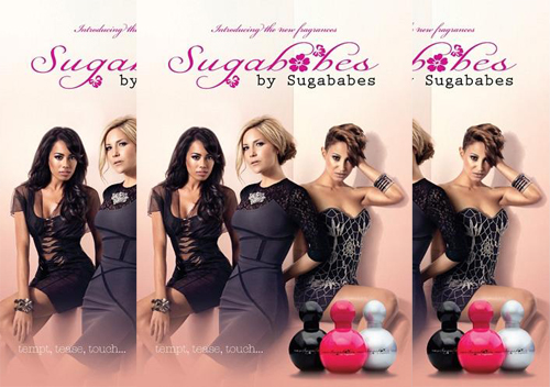 sugababes fragrance Hot Shot: Sugababes Launch New Fragrance