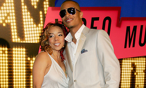 ti tiny T.I. & Tiny Arrested