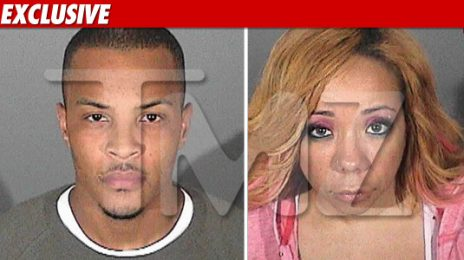 Hot Shots: T.I & Tiny's Mug Shots