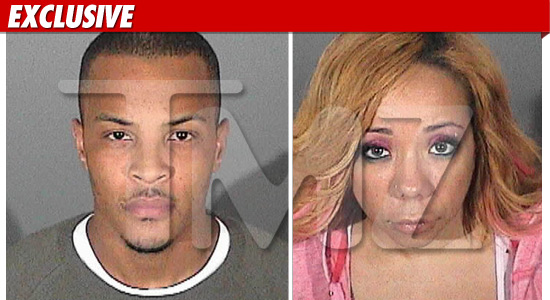 timug Hot Shots: T.I & Tinys Mug Shots