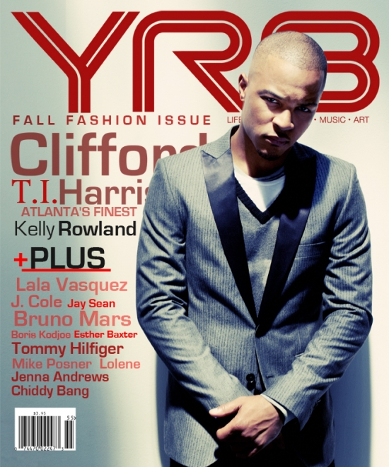 tipyrb Hot Shot: T.I Covers YRB