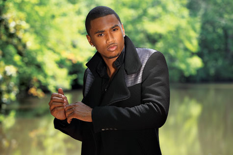 trey Trey Songz Performs Concert On 106 & Park