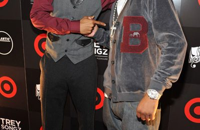 Hot Shot: T.I Helps Trey Songz Celebrate Album Release