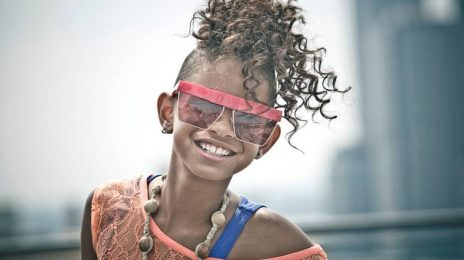 Hot Shots: Willow Smith In Teen Vogue