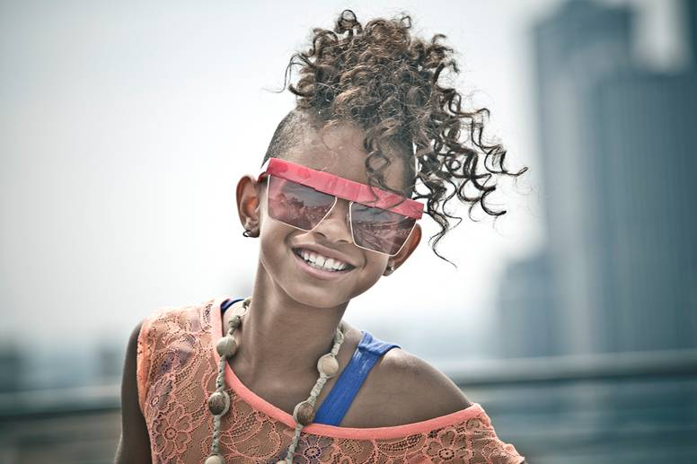 A video teaser for Willow Smith's 'Whip My Hair' surfaced today.