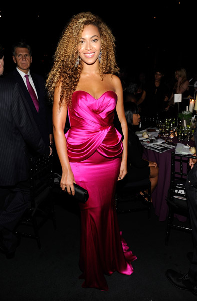 beyonce bey Hot Shots: Whitney, Beyonce, Alicia, Jennifer Hudson, & More At Keep A Child Alive Ball
