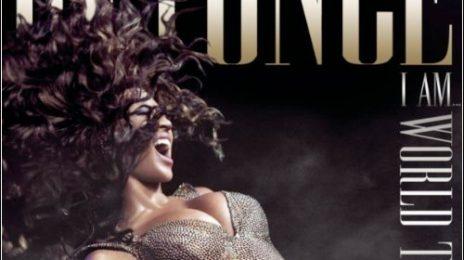 Beyonce Reveals 'I Am...World Tour' Album Cover