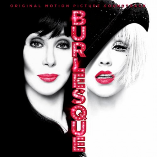 burlesque cover e1286528059870 Preview Christina Aguileras Burlesque Soundtrack