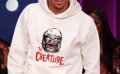 Chris Brown Performs The Cat Daddy On '106 & Park'