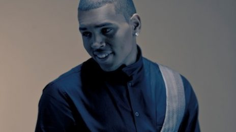 Chris Brown Shows Off His Dance Moves On 'Tosh.O'