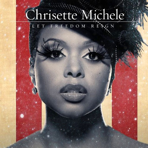 chrisettemichelecover Chrisette Michele Unveils Let Freedom Reign Cover