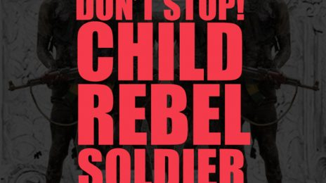 New Song: Child Rebel Soldier (Kanye West, Pharrell & Lupe Fiasco) – 'Don't Stop!'