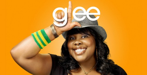 glee whitney e1285891765373 Glee Cover Whitney Houstons I Look To You (Snippet)