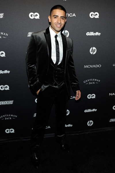 gqparty6 Hot Shots: Chris Brown, Trey Songz & Others Attend GQ's Gentlemen's Ball