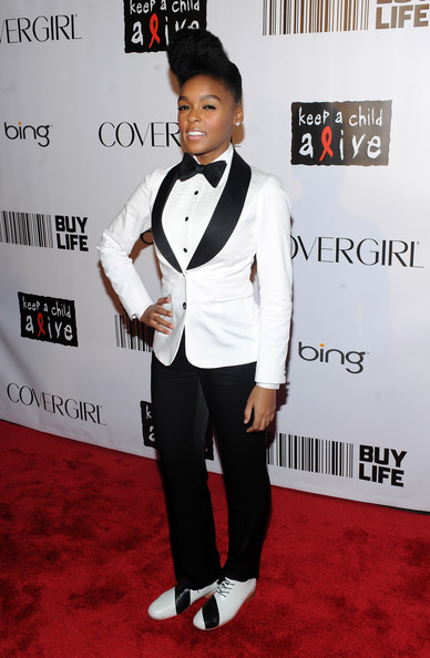 janelle 4 Hot Shots: Whitney, Beyonce, Alicia, Jennifer Hudson, & More At Keep A Child Alive Ball