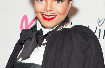 Hot Shots: Janet Jackson At Lanvin Halloween Party