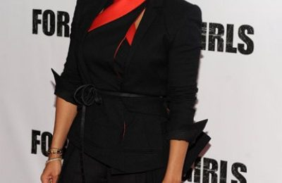 Hot Shots: Janet Jackson At 'For Colored Girls' Première