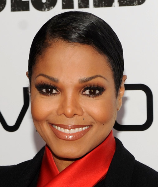 janet fcg2 Hot Shots: Janet Jackson At For Colored Girls Première