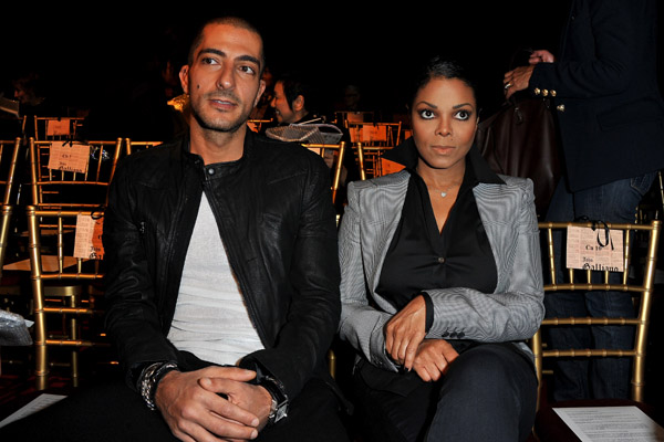 janet wissam a Hot Shots: Janet & Wissam At John Galiano Show