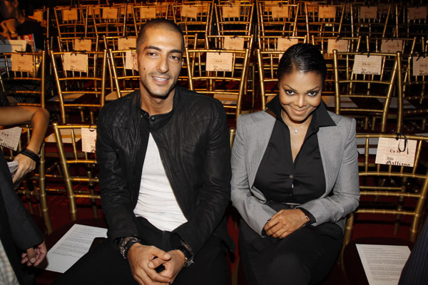 janet wissam d Hot Shots: Janet & Wissam At John Galiano Show