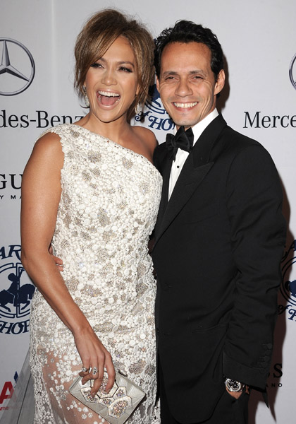 jlo5 Hot Shots: Stars Come Out For Carousel Gala