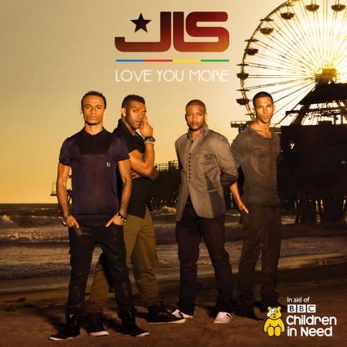 jls love you more e1285924850637 JLS Perform On Children In Need