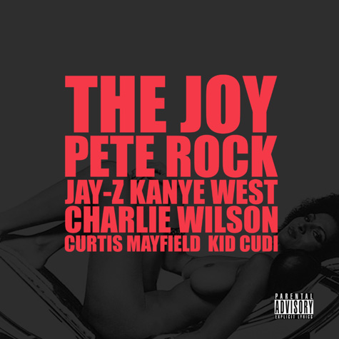 kanye west friday New Song: Kanye West   The Joy (ft. Pete Rock, Jay Z, Charlie Wilson, Curtis Mayfield & Kid Kudi)
