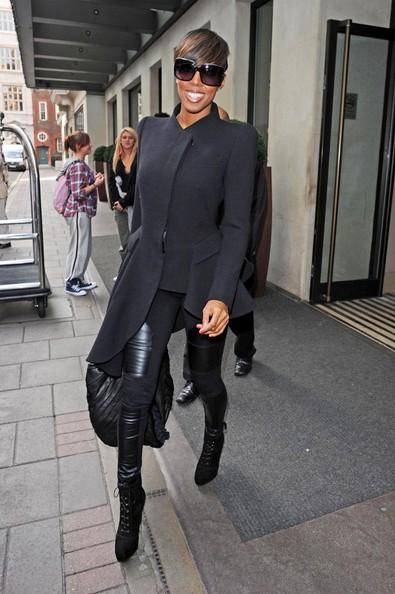 kelly k Hot Shots: Kelly Rowland & Michelle Williams In London