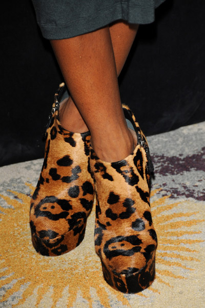 kelly shoes Hot Shots: Kelly Rowland At Courage Awards
