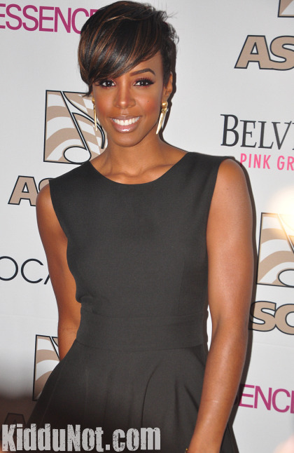 kelly1 Hot Shots: Kelly Rowland Gets Honored In ATL