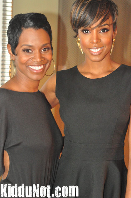 kelly5 Hot Shots: Kelly Rowland Gets Honored In ATL