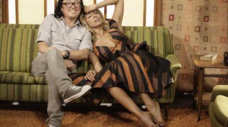 Hot Shot: Keri Hilson On Set Of 'Pretty Girls Rock' Video